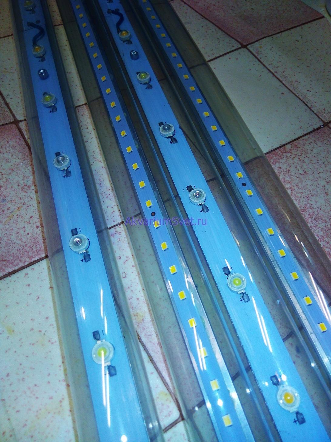 Светодиодные лампы производства AkvariumSvet