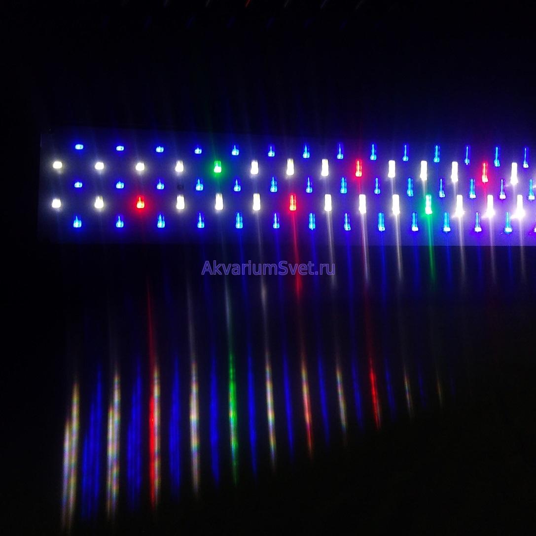 Ремонт аквариумного светильника Nemo light 36W