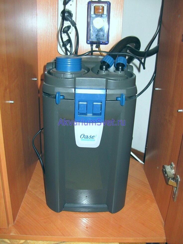 Особенности практического использования аквариумного фильтра Oase Bio Master 350